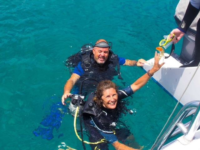 Discover Scuba Diving - Try Dive Photos