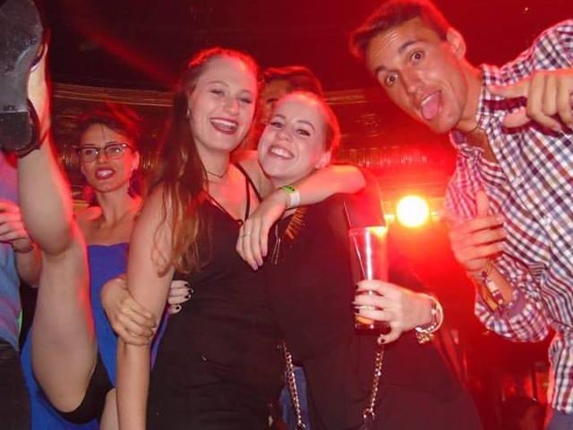 Pub Crawl - Party in Madrid Photos