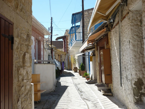 Omodos Village, Kelephos Bridge - Optional Easy Walk