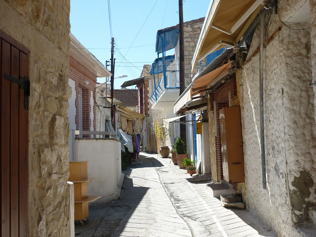 Omodos Village, Kelephos Bridge - Optional Easy Walk Photos