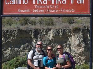 Classic Inca Trail and Machupicchu Photos