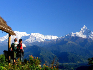 Nepal Culture and Adventure Tour Photos