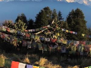Annapurna Dhaulagiri Panorama Trek Photos