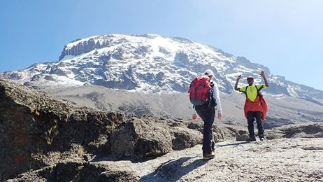 Kilimanjaro Climbing Machame Route Photos
