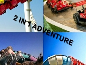 Yas Water World & Ferrari - Abu Dhabi