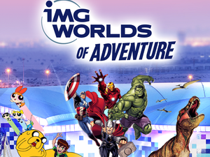 IMG World of Adventure Admission Tickets Photos