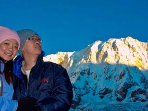 Annapurna Honeymoon Tour Photos