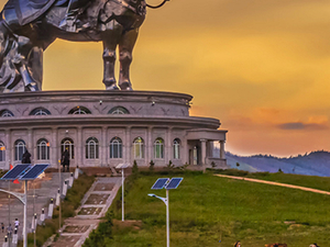 Chinggis Khaan's Statue & The 13th Century Theme Park