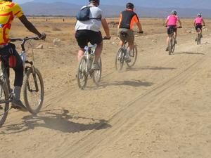 Kilimanjaro to Ngorongoro Cycling Tour Photos