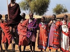 Maasai Village, Cultural Excursion Fotos