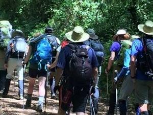 Mount Meru Trekking Fotos