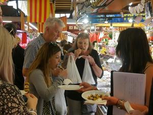The Best Food Tour in El Born Barcelona