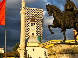 Tour from Durres to Kruja and Tirana.