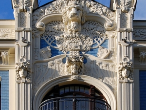 Art Nouveau Walking Tour