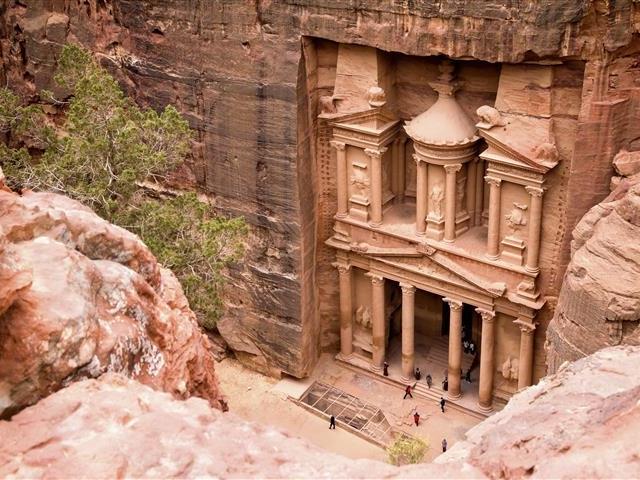 Petra Tour from Eilat Adventure Photos