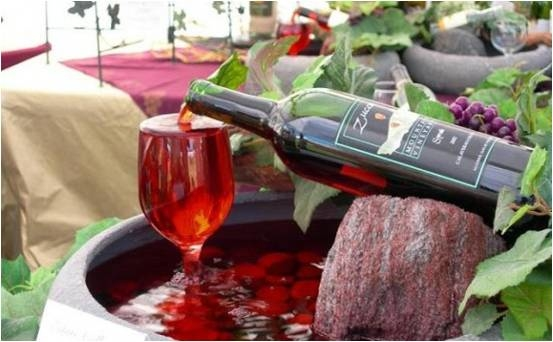 Wine Festival in Armenia Photos