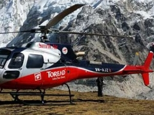 Heli Tour to Everest Base Camp Photos