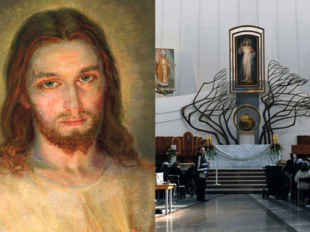 Krakow: Divine Mercy and Nowa Huta District Photos
