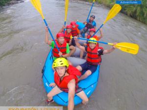 Rafting Class II, Near Guayaquil Photos