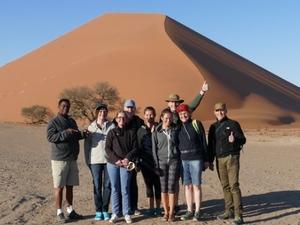 8 Days Southern of Namibia Tour Fotos