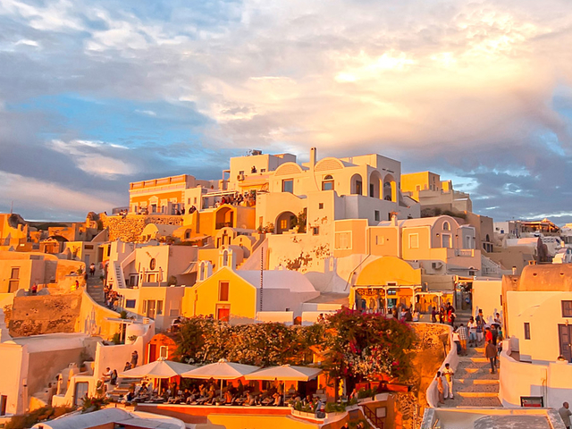 The Best of Santorini Tour Photos