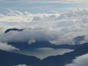 Lake Gunung Tujuh (The highest Lake in SEA) Photos