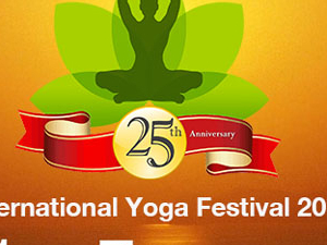 International Yoga Festival Photos