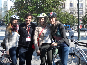 Bike Tour - Oporto's Downtown Photos