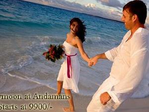 Honeymoon at Andaman Photos