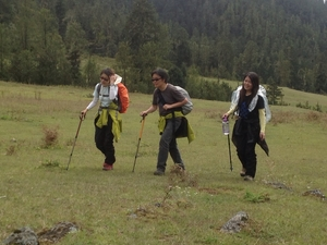 Walking Tours in Bhutan Photos