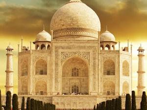 Taj Mahal Tour Photos