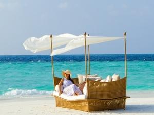 Honeymoon in Maldives Photos