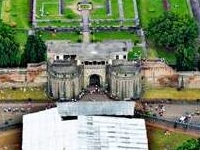 Top View Of Shaniwar-Wada