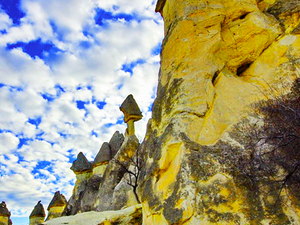 Cappadocia Tour by flight Photos