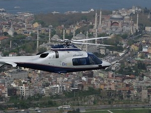 Istanbul Helicopter Tour Photos