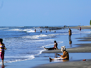 World Longest Sea Beach Cox's Bazar Photos