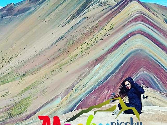 Rainbown Mountain Photos