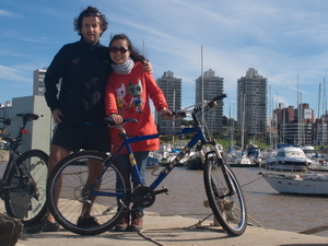 Montevideo Bike Tour Photos