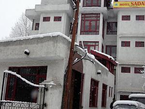 Hotel Sadaf Srinagar Kashmir