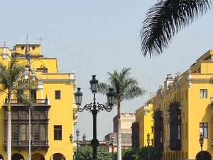 City Tours in Lima