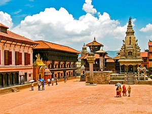 Nepal Ancient Historical places Tour Photos