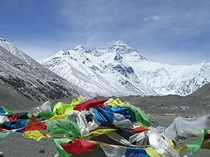 Central Tibet & Mount Everest Photos