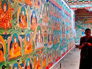 Lhasa and Namtso Loop Photos