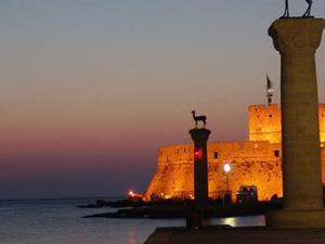 Rhodes, Crete and Santorini, 10 Days Vacation Photos