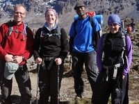 6 Days Kilimanjaro Climb Via Machame Route