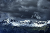 Mountain Range [Posted By - Raj Francis]