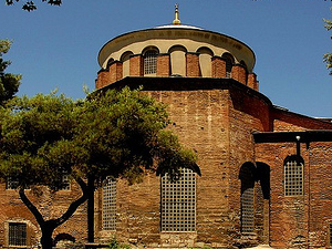 Byzantine Remainings of Istanbul