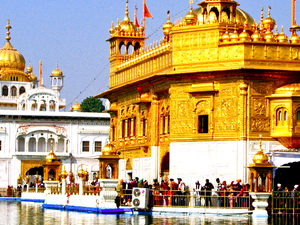 Amritsar Golden Temple Tour Photos