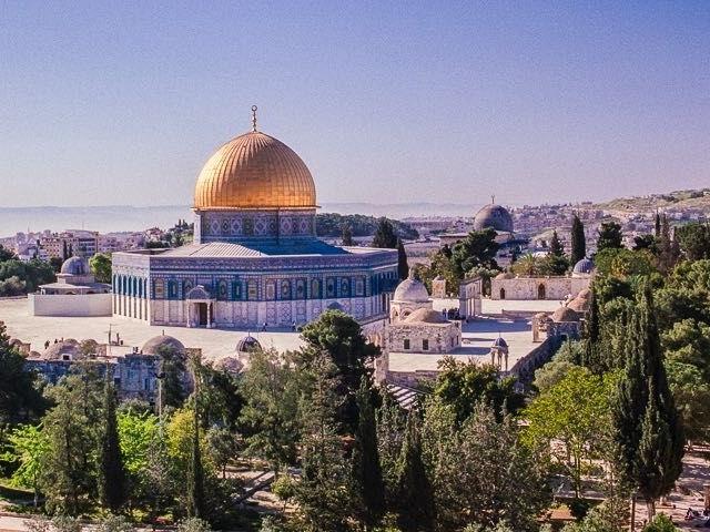 Jerusalem at Dawn Private Tour Photos