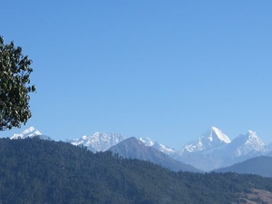 Nepal Hiking- 5 Days Chisapani Nagarkot Photos